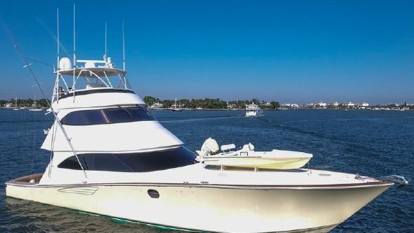 Viking 70 Enclosed Bridge 70 Viking EB Marlin Darlin