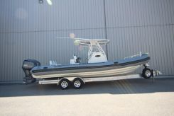 2021 Zodiac Custom Pro 850 Optimum Twin 250hp On Order