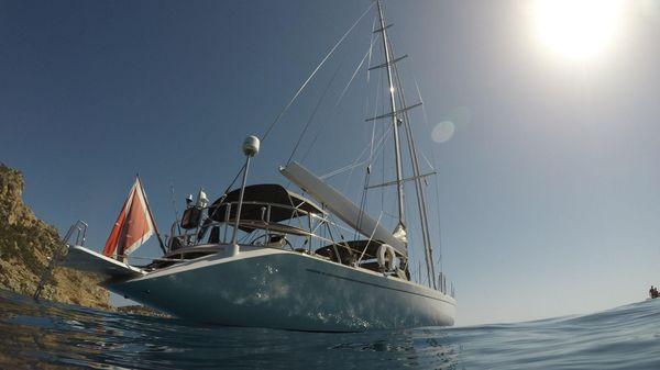 Farr CCYD/Nauta 72 Cruising Sloop BALEINE