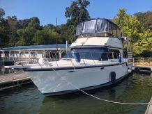 1990 Jefferson 45 Cockpit Motor Yacht