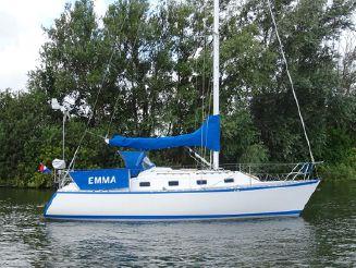1993 Custom Caribbea 30