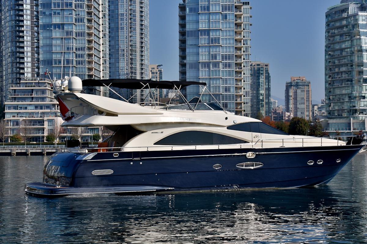 Astondoa 66 Motor Yacht