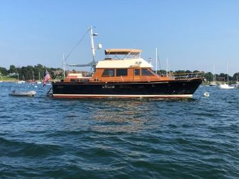 Wilbur Downeast Flybridge Motor Yacht