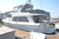 2002 Hampton 490 Pilothouse