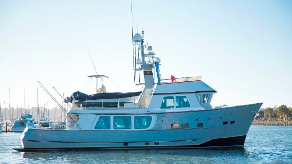 Seaton Expedition Yacht Seaton