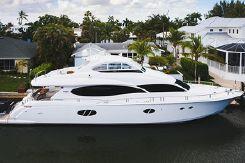 2009 Lazzara Yachts Lazzara 84