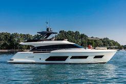 2022 Ferretti Yachts 670
