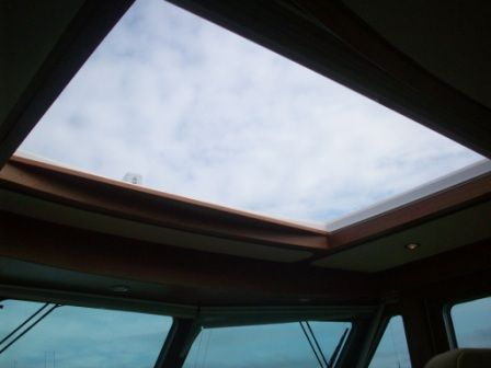 2008 Sabre 52 Salon Express - Moon Roof