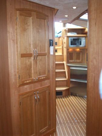 2008 Sabre 52 Salon Express - Pantry