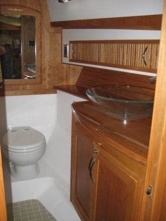 2008 Sabre 52 Salon Express - Master Head