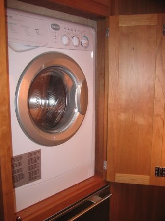 2008 Sabre 52 Salon Express - Washer/Dryer