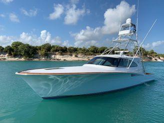 2018 Custom Enclosed Express Sportfish
