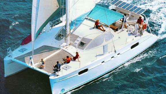 Catana 471 Manufacturer Provided Image