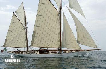 1897 Summers & Payne Gaff Ketch 1897/2006