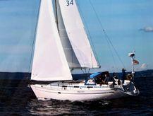 2000 Bavaria 37 Cruiser