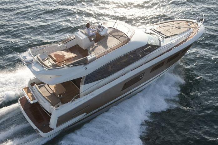 2017 Prestige BoatsalesListing BoatsalesListing