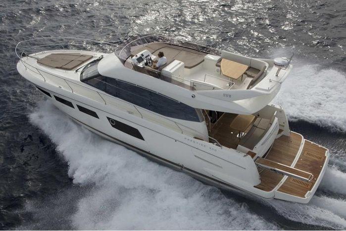 2017 Prestige BoatsalesListing Purchase