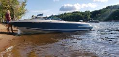 2008 Chris-Craft Launch 22