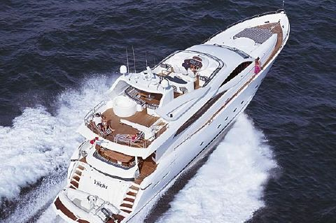 2003 Sunseeker 94 Yacht - Manufacturer Provided Image