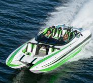 2019 Daves Custom Boats M31 WIDEBODY