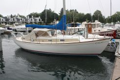 1963 Chris-Craft Sparkman Stephens 35 Motor Sailor