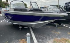 2017 Smoker Craft Pro Angler 182 XL