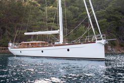 2013 Hartman Yachts 60 ft Pilot Cutter