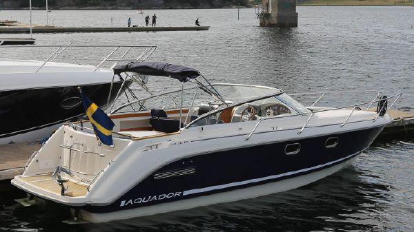 Aquador 26 DC