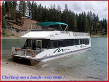 1999 Custom Twin Anchors Houseboat
