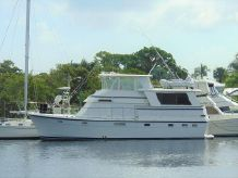1988 Atlantic 47 Motor Yacht