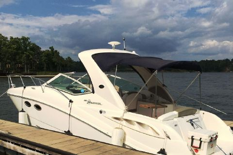 2006 Sea Ray 290 Sundancer - Profile