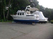 1987 Hershine Sundeck Trawler