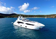 2015 Sunseeker 115 Sport Yacht
