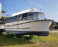 2004 Custom Canal Boat