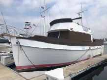 1973 Grand Banks Motor Yacht