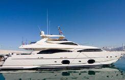 2009 Ferretti Yachts Customline 97