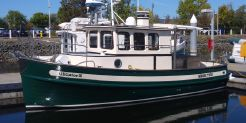 1981 Nordic Tugs 26 Extended Cabin Sport Tug