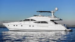 2001 Princess 65 Flybridge