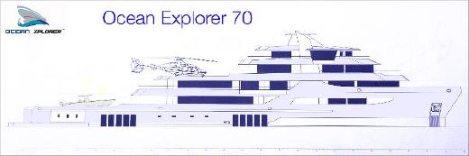 North American 70m Expedition