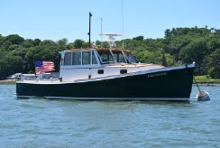 1990 Custom Peter Kass Lobster Boat