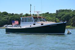 1990 Custom Peter Kass Lobster Boat