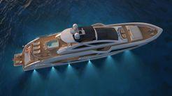 2022 Custom Legacy Superyacht