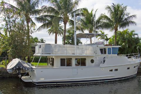2001 Selene 47 Pilothouse
