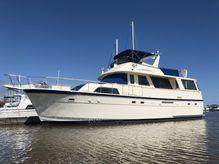 1985 Hatteras 56 Motor Yacht