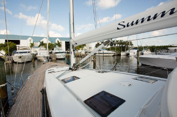 2015 Beneteau Brokerage Purchase