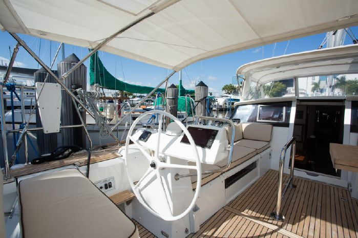 2015 Beneteau Broker Purchase