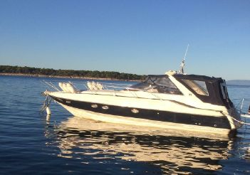 1993 Sunseeker Martinique 39