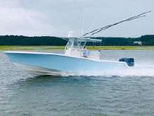 2015 Invincible 33' Open Fisherman