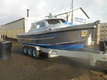2020 Custom South Bend Boats Sportfisher