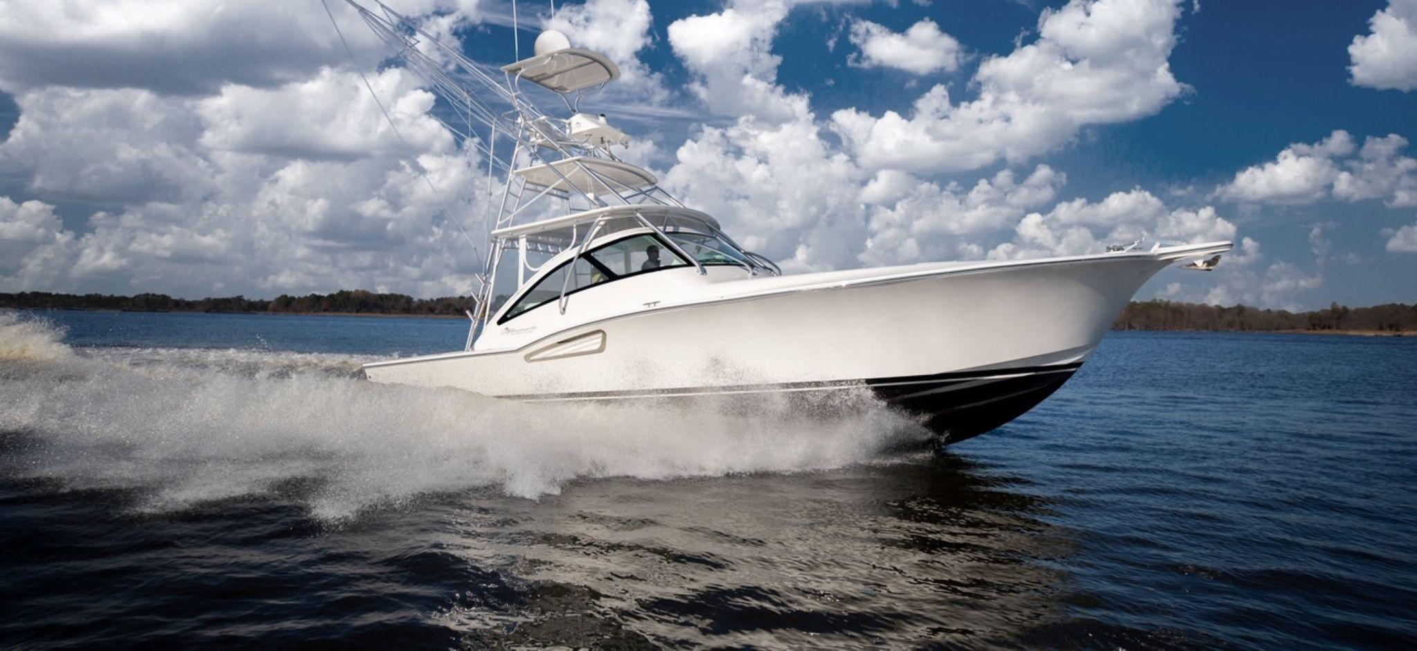 2020 Albemarle Custom Carolina Ed. SeaKeeper